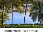 Hamilton Island Boat Harbor...