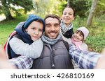 technology  travel  tourism ... | Shutterstock . vector #426810169