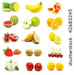 fruits | Shutterstock . vector #42683245