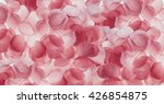 background of rose petals | Shutterstock . vector #426854875