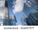 city view. ottawa. ontario. ... | Shutterstock . vector #426857977