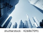 underside panoramic and... | Shutterstock . vector #426867091