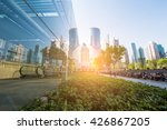 underside panoramic and... | Shutterstock . vector #426867205