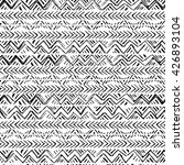 ethnic vector seamless pattern. ... | Shutterstock .eps vector #426893104