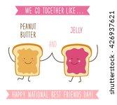 cute unusual national best... | Shutterstock . vector #426937621