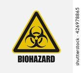 biohazard   vector symbol | Shutterstock .eps vector #426978865