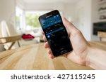 lendelede  belgium   may 24th... | Shutterstock . vector #427115245