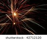 firework | Shutterstock . vector #42712120