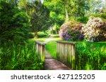 Spring Green Park. City Park...