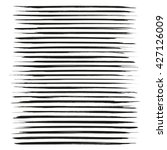 abstract long black textured... | Shutterstock .eps vector #427126009