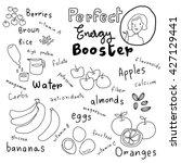 vector illustration perfect... | Shutterstock .eps vector #427129441