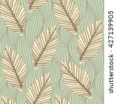 a seamless pattern tile with... | Shutterstock .eps vector #427139905