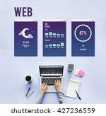 web internet mobile interface...