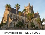 cathedral of the most holy... | Shutterstock . vector #427241989