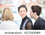 cannes  france   may 19 ... | Shutterstock . vector #427265089