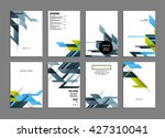abstract background. geometric...   Shutterstock .eps vector #427310041