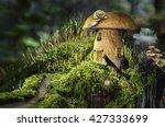 Series  Fairy House  Mushroom ...