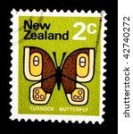 New Zealand   Circa 1970  A...