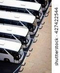 bus  | Shutterstock . vector #427422544