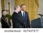 washington  d.c.   may 19 ... | Shutterstock . vector #427437577