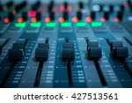 mix mixer frequency mixer... | Shutterstock . vector #427513561
