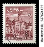 zagreb  croatia   september 13  ...   Shutterstock . vector #427626649