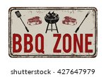 bbq barbecue zone vintage rusty ...