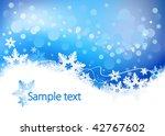vector background defocused... | Shutterstock .eps vector #42767602