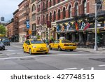 new york city  new york  usa  ... | Shutterstock . vector #427748515