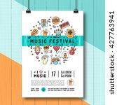 Music Festival Poster Template...