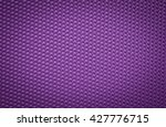 Purple Fabric Texture. Coarse...