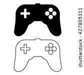 joystick icon set