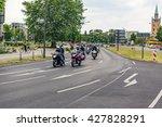 berlin  germany   may 28  2016  ... | Shutterstock . vector #427828291