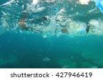Plastic Rubbish Pollution In...