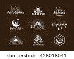 Vector Illustration Of Eid Al...