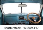 View Of The Interior Of A Retr...