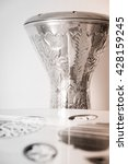 lute and darbuka monochromatic. | Shutterstock . vector #428159245