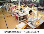 hanoi  vietnam   june  10  2013 ...   Shutterstock . vector #428180875