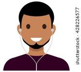 user avatar man | Shutterstock .eps vector #428226577