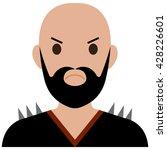 user avatar biker | Shutterstock .eps vector #428226601