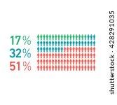 conceptual infographic...   Shutterstock .eps vector #428291035