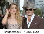 Amber Heard And Johnny Depp...