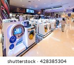 bangkok   march 17  2016  ... | Shutterstock . vector #428385304