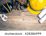 Small photo of Standard construction safety,safety equipment
