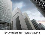 new york  usa   may 01  2016 ... | Shutterstock . vector #428395345