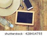 top view image of beach... | Shutterstock . vector #428414755