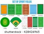 set of most popular sample...   Shutterstock .eps vector #428426965