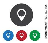 mark icon | Shutterstock .eps vector #428468455