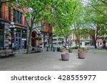 seattle  wa usa   circa may... | Shutterstock . vector #428555977