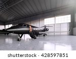 photo of black matte luxury... | Shutterstock . vector #428597851